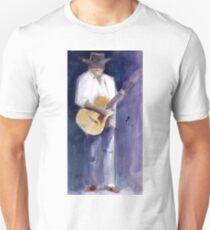 guitar man - acoustic Unisex T-Shirt
