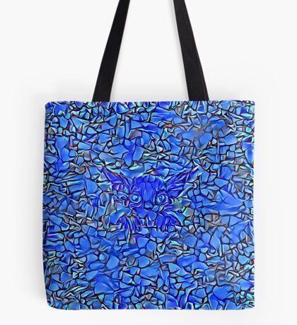 Blue stones Tote Bag