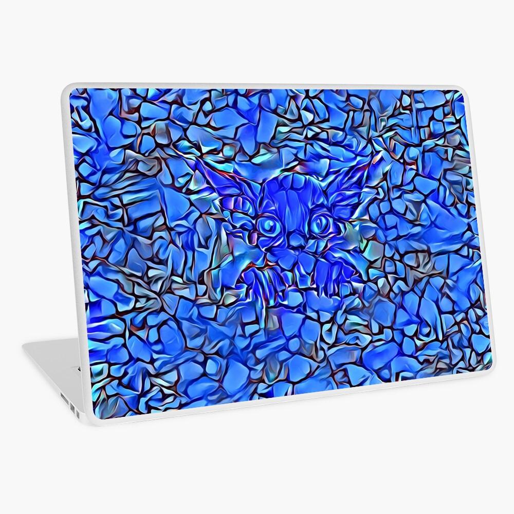 Blue stones Laptop Skin
