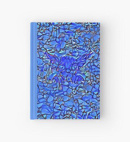 Blue stones Hardcover Journal