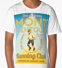 Chris Froome Mont Ventoux Running Club Long T-Shirt
