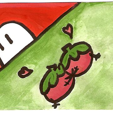 Tomatoe LOVE by AlexEarley