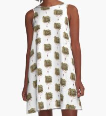 The Cabin A-Line Dress