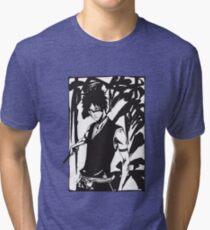 Bleach Manga Artwork Tri-blend T-Shirt