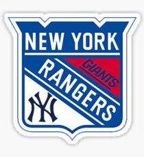 New York Sports  Sticker