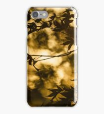 When Day Is Done iPhone Case/Skin