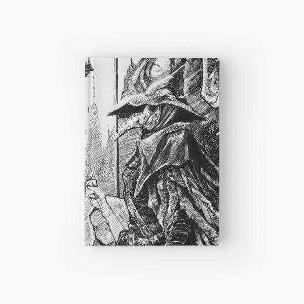 Eileen the Crow - Bloodborne Hardcover Journal