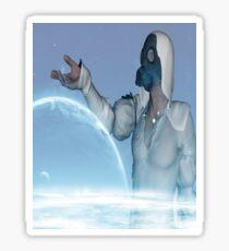 Interstellar Pollution Sticker