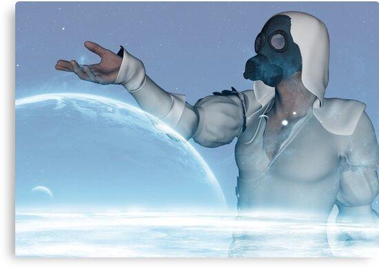 Interstellar Pollution by Icarusismart