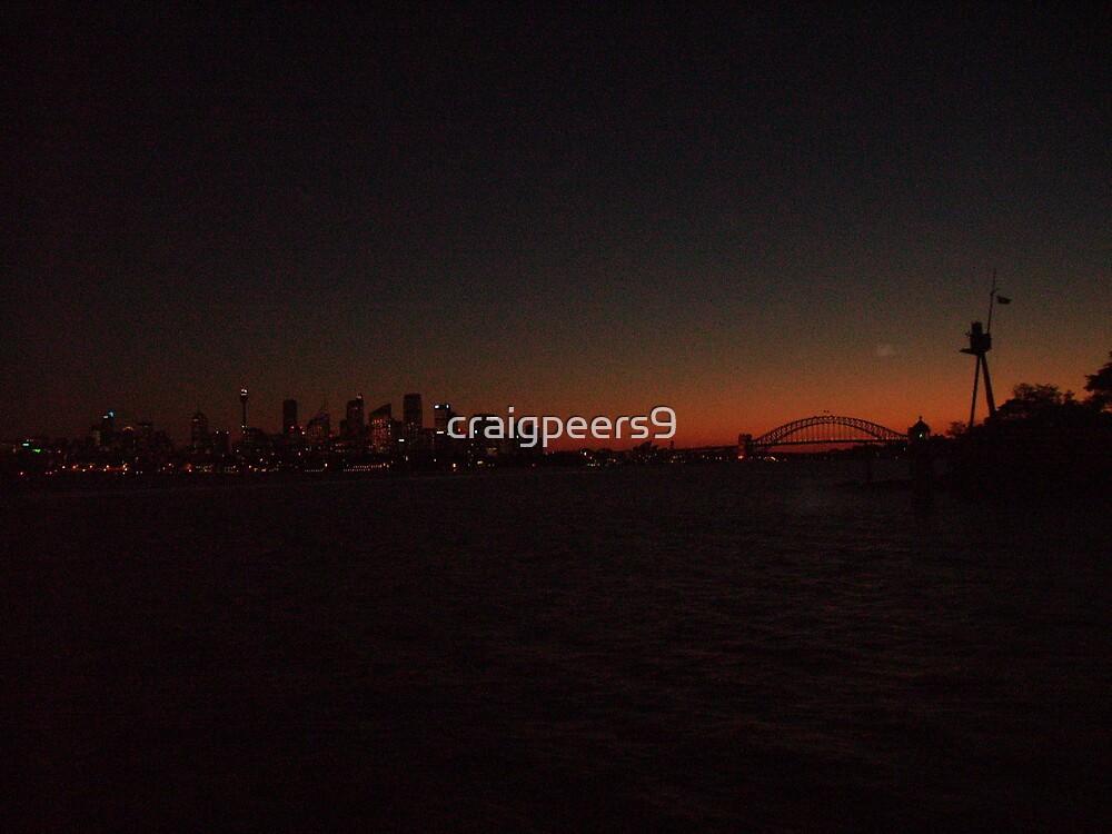 Sydney at Dusk by craigpeers9