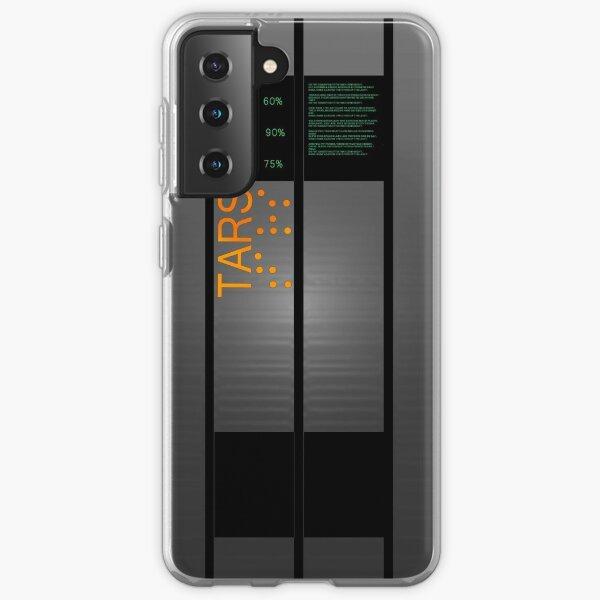 TARS Coque souple Samsung Galaxy