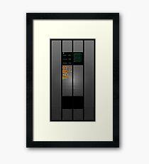 TARS Framed Print