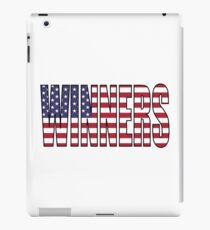 Winners (USA) iPad Case/Skin