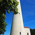 Sandy Hook Lighthouse by Heidemarie