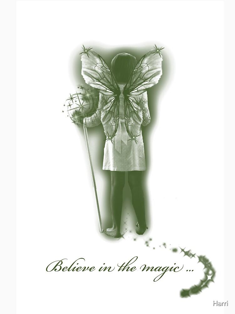 Believe in the magic by Harri