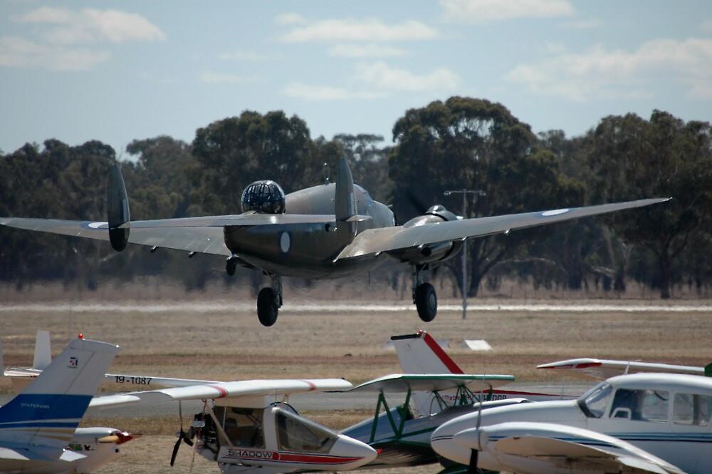Take-off: Hudson by muz2142