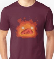 Shrieking Calcifer Unisex T-Shirt