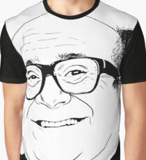 Danny Devito Art style Graphic T-Shirt