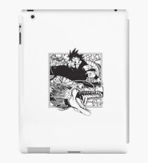 Goku Manga Art iPad Case/Skin