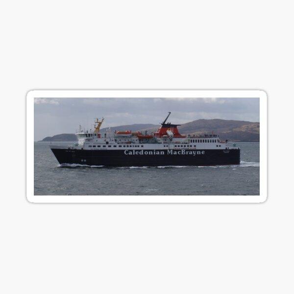 Caledonian MacBrayne - Isle of Mull Sticker