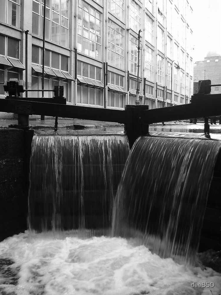 city waterfall_manchester by dee850