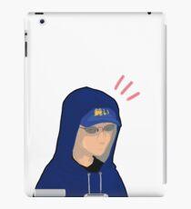 鈍い - Dull guy iPad Case/Skin