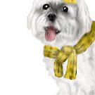 Hawkeye Pupp Dog by merrkat
