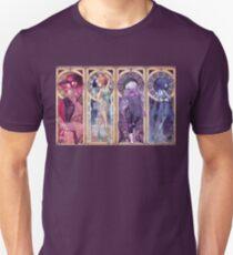 Art Nouveau Gems Unisex T-Shirt