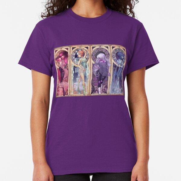 Art Nouveau Gems Classic T-Shirt