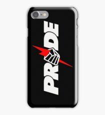 pride, fighting, ufc, ultimate fighting championship, champion, symbol, fighter, ko, tko, round. iPhone Case/Skin