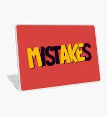 Make mistakes Laptop Skin