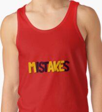 Make mistakes Tank Top