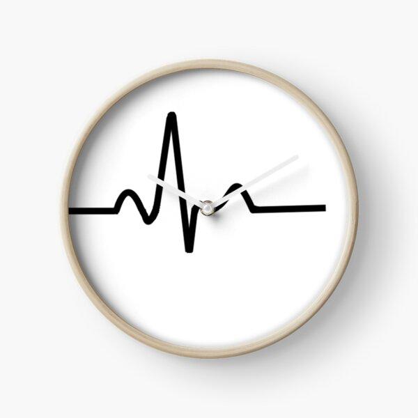 ECG Trace Clock