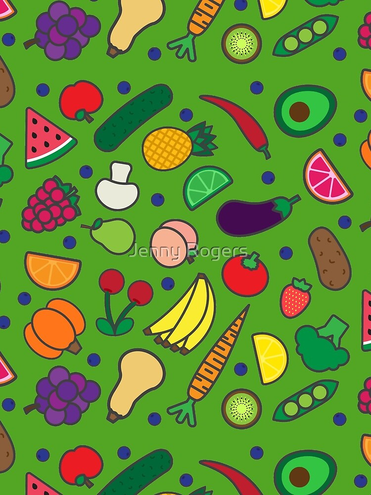 Fruits and Veggies! by rennyjogers