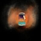 Mason Jar Memory - Siesta Key by merrkat