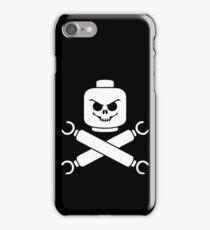 Plastic Pirate iPhone Case/Skin