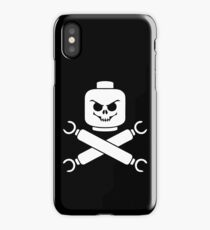 Plastic Pirate iPhone Case