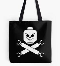 Plastic Pirate Tote Bag