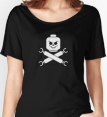 Plastic Pirate Women's Relaxed Fit T-Shirt