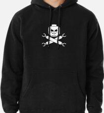 Plastic Pirate Pullover Hoodie