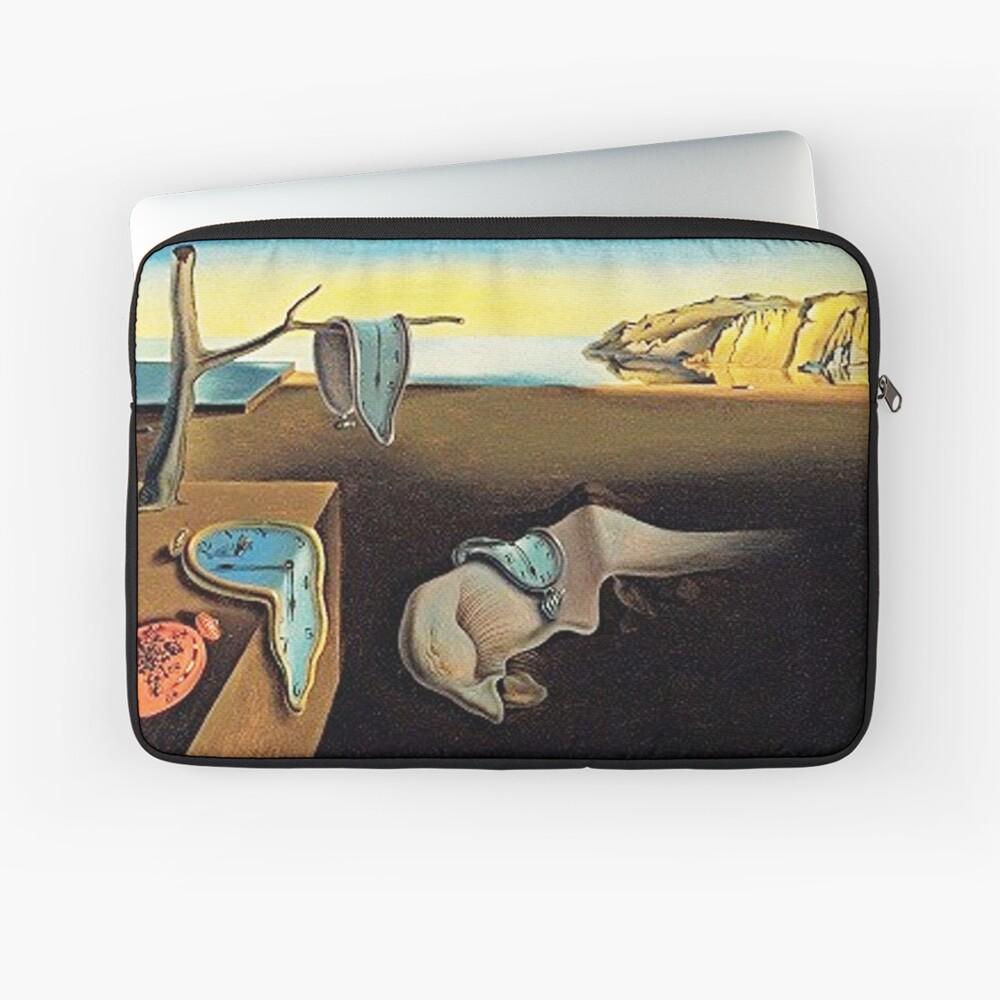 DALI, Salvador Dali, The Persistence of Memory, 1931. Laptop Sleeve