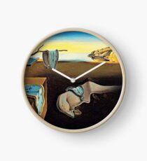 DALI, Salvador Dali, The Persistence of Memory, 1931 Clock