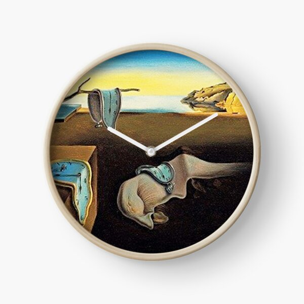 DALI, Salvador Dali, The Persistence of Memory, 1931. Clock