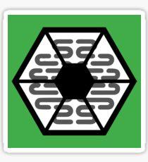 Cortex Separatists (Square) Sticker