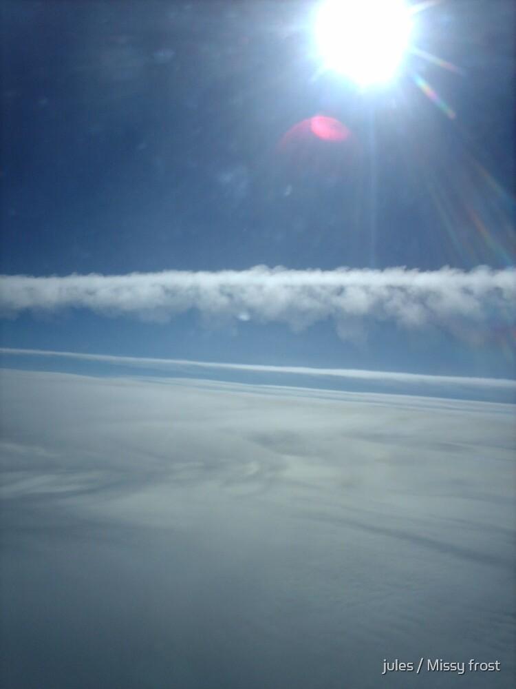 Sky Road by jules / Missy frost