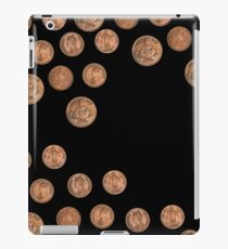 Vintage Coins iPad Case/Skin