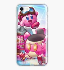 Kirby: Planet Robobot iPhone Case/Skin