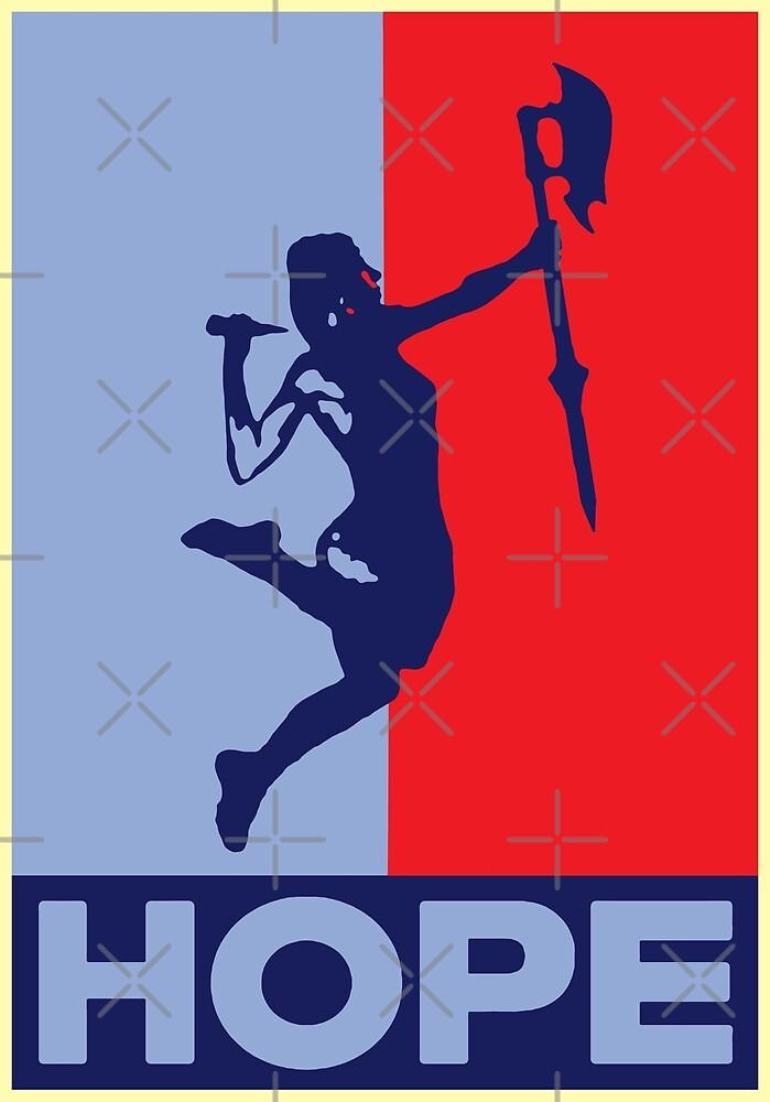 Buffy is Hope! by LordNeckbeard