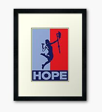 Buffy is Hope! Framed Print