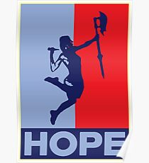 Buffy is Hope! Poster